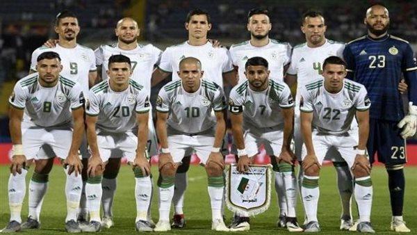 فيفا يعدل موعد مباراة الجزائر والنيجر بتصفيات المونديال